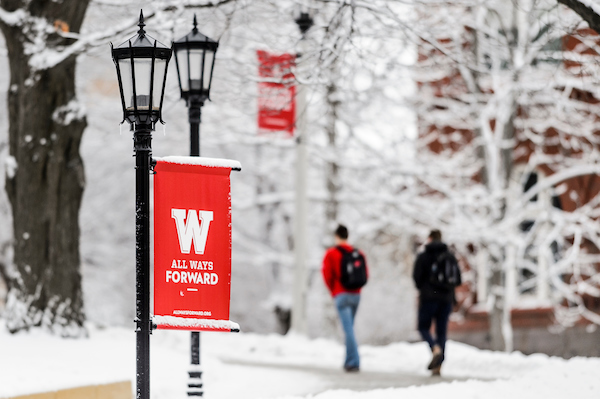 UW-Madison Campus / Photo by Bryce Richter